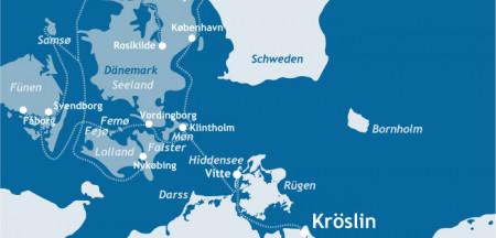 mediamare yachtcharter: Dänische Südsee